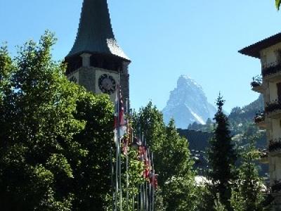 6. Etappenzie Zermatt 1616 m