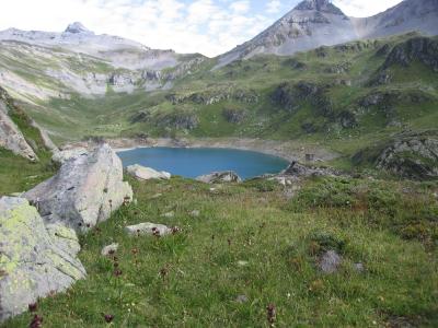 Cabane Rambert  - Col de Fenestral - Cabane de la Tourche