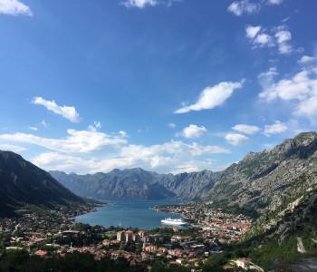 Naturschönheiten Montenegros