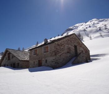 Schneeschuhtour Bernina und Oberengadin: Mitten drin, aber doch abseits von Hektik