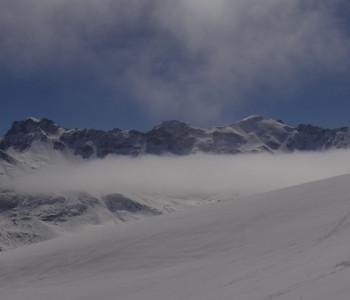 Schneeschuhtour Bivio: