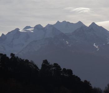 Kurz-Wanderwoche Suonen Lötschberg-Südrampe VS