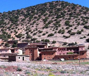Marokko Nord-Süd Querung des Hohen Atlas