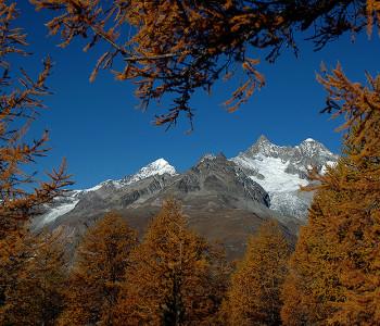 Herbstwanderung Rund um Zermatt