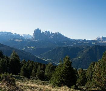 Wanderwoche Grödnertal - Dolomiten