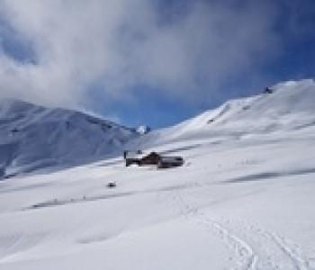 Via via Alpina im Winter