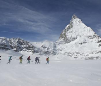 Matterhorn Glacier Trail