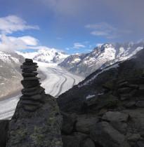 Von der Felsensteppe zum ewigen Eis