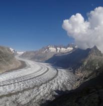 Kurz-Wanderwoche Aletsch: Im Banne des Aletschgletschers