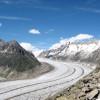 Panorama Weitwanderung Aletsch - Salgesch