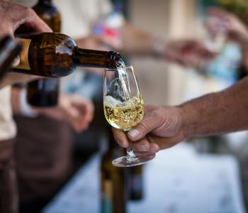 Weine aus Europas höchstem Weinberg